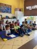 Dogoterapia - zajęcia w świetlicy